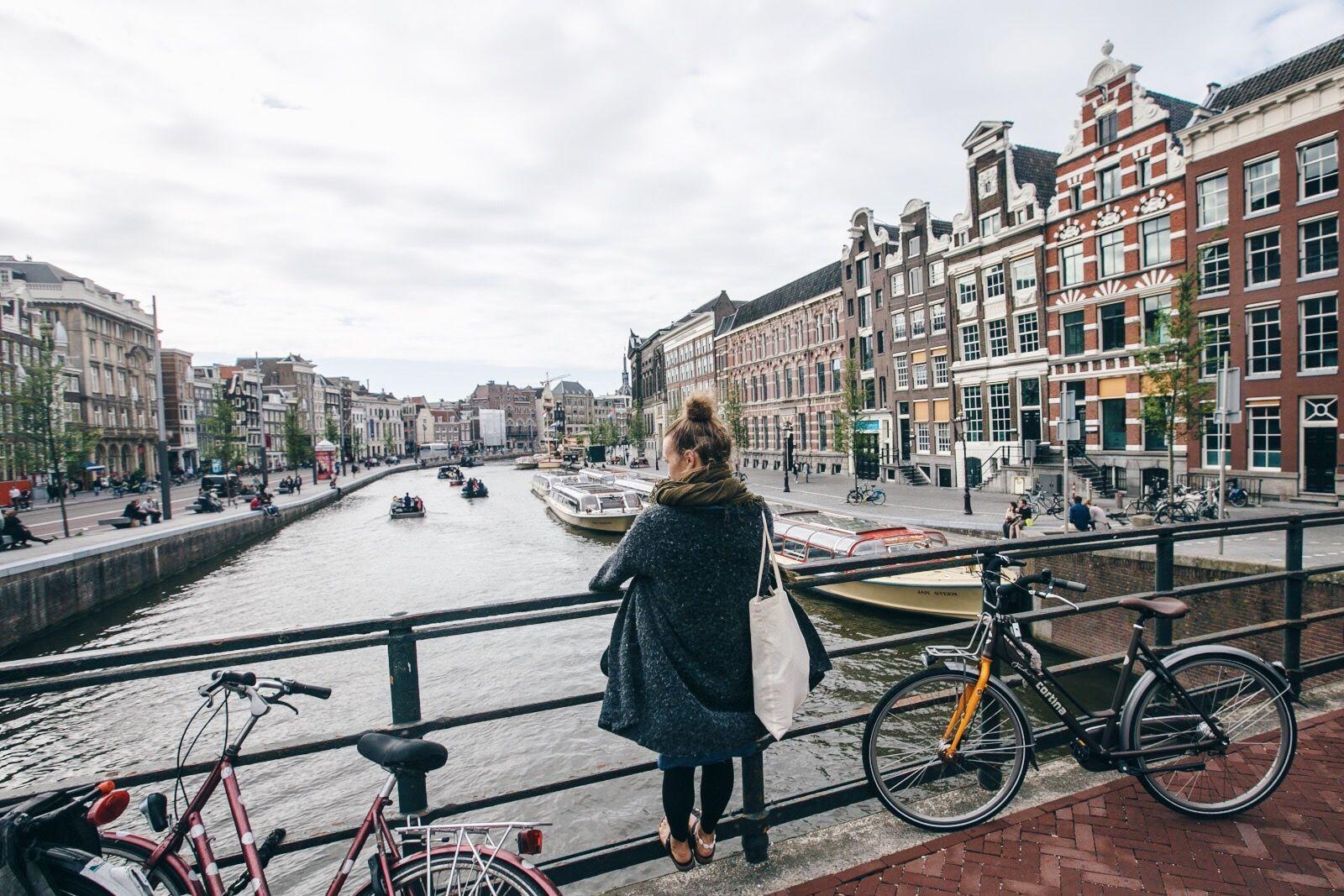 Amsterdam Was Machen