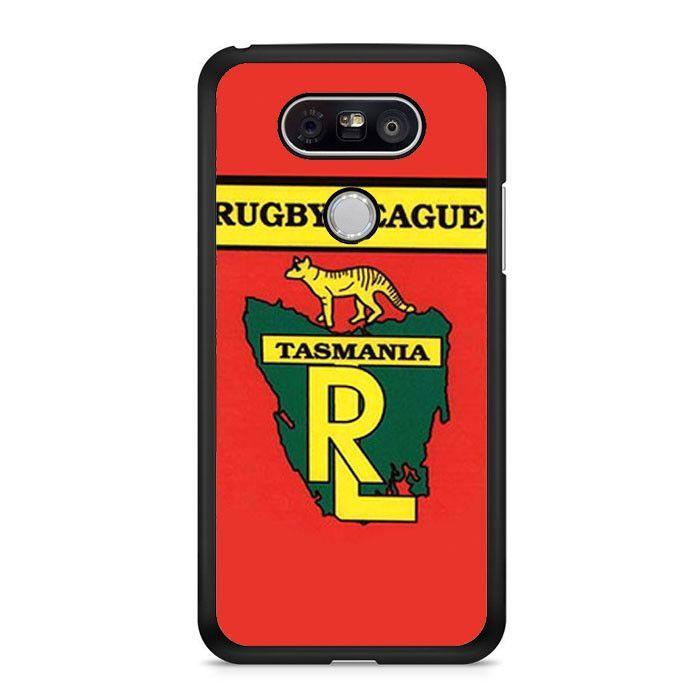 Rugby League Tasmania Red LG G5 Case Dewantary