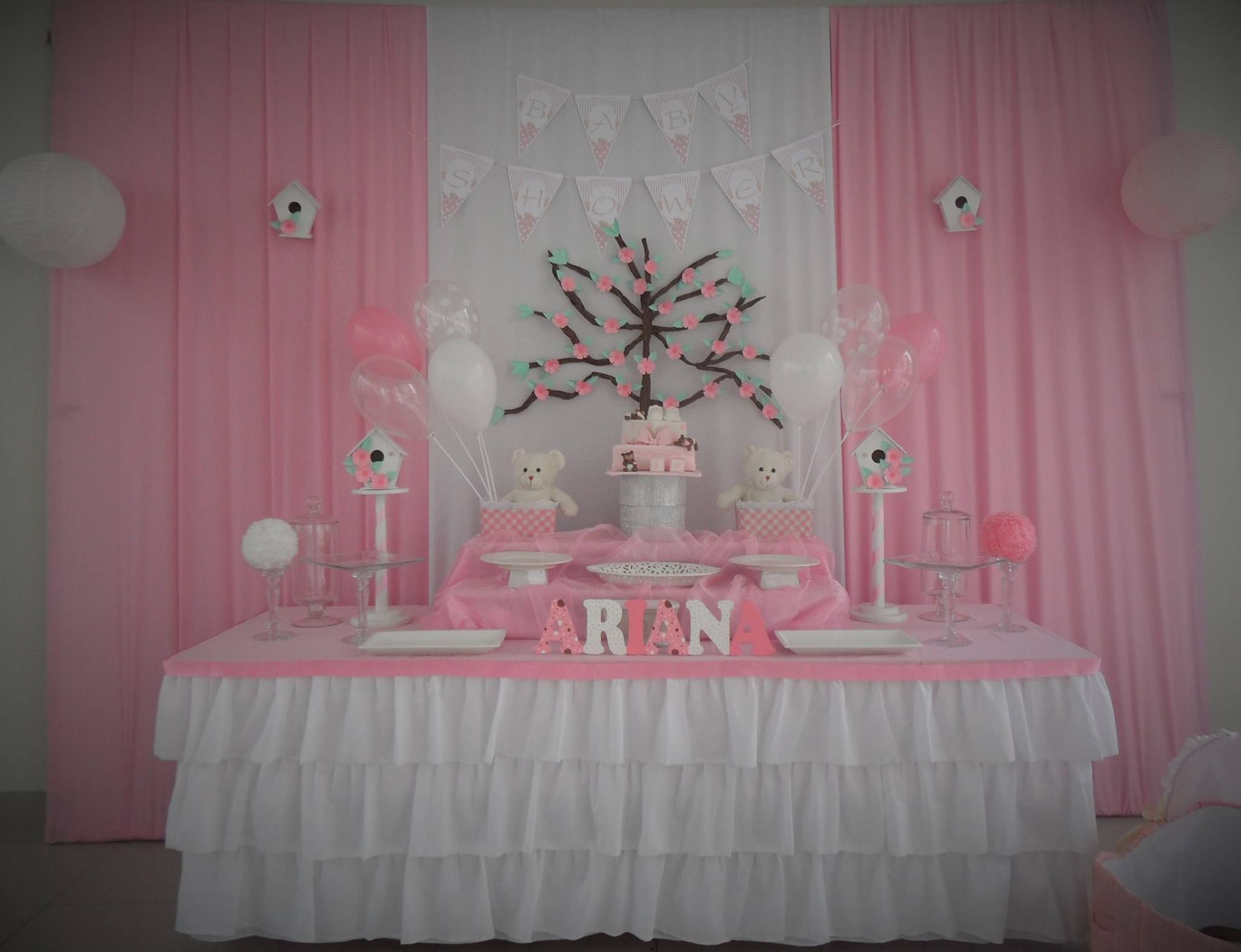 Decoraci n para baby shower arequipa and fiestas - Baby shower decoracion ...