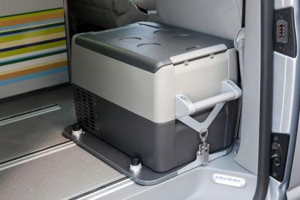 Kühlbox-Halterung mit CF-35