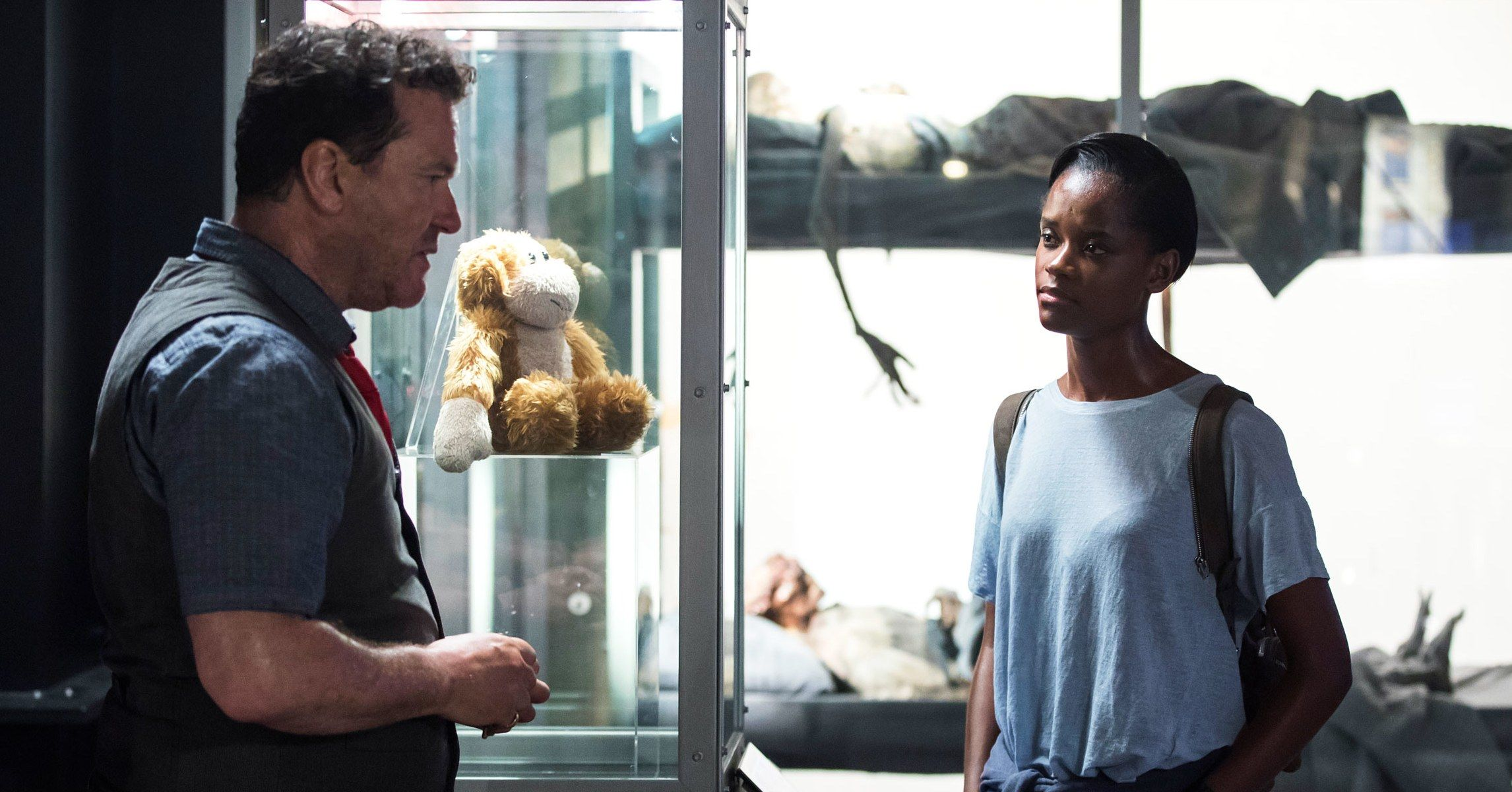 Why The Controversial Black Museum Is Black Mirror S Most Important Episode Black Museum Black Mirror Black Mirror Show