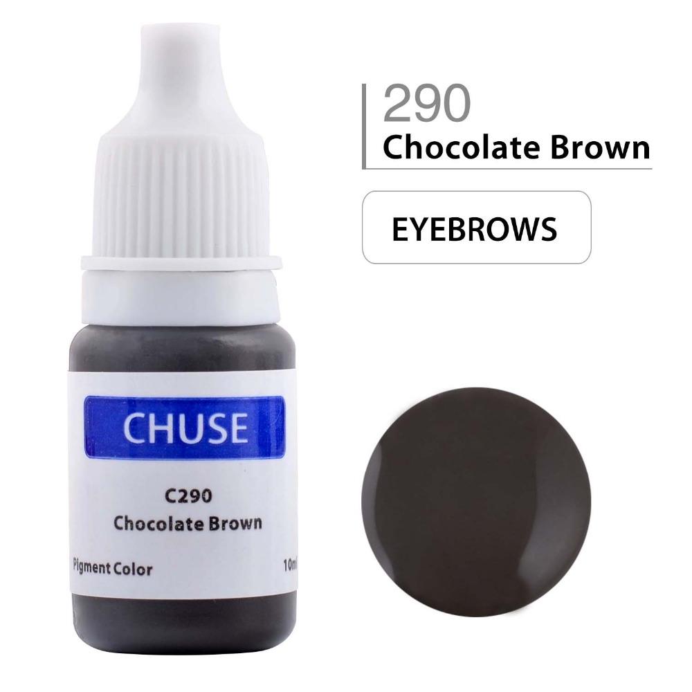 18.87 Watch here CHUSE Permanent Makeup Ink Eyeliner