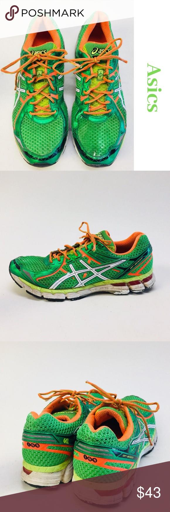 941fc84de32 Asics GT-2000 Gel Mens Size 13 M Running Shoes Men s US size 13 ...