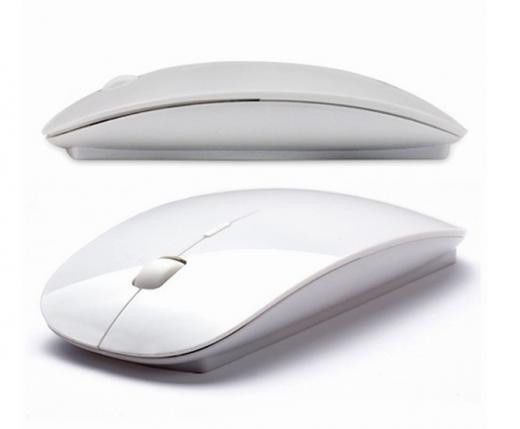 9f7a6cddbc1 Slim White 2.4 GHz Optical Wireless Mouse w/ USB Receiver For Laptop PC  Macbook. Package includes:1 x White 2.4GHz USB Optical Wireless Mouse.