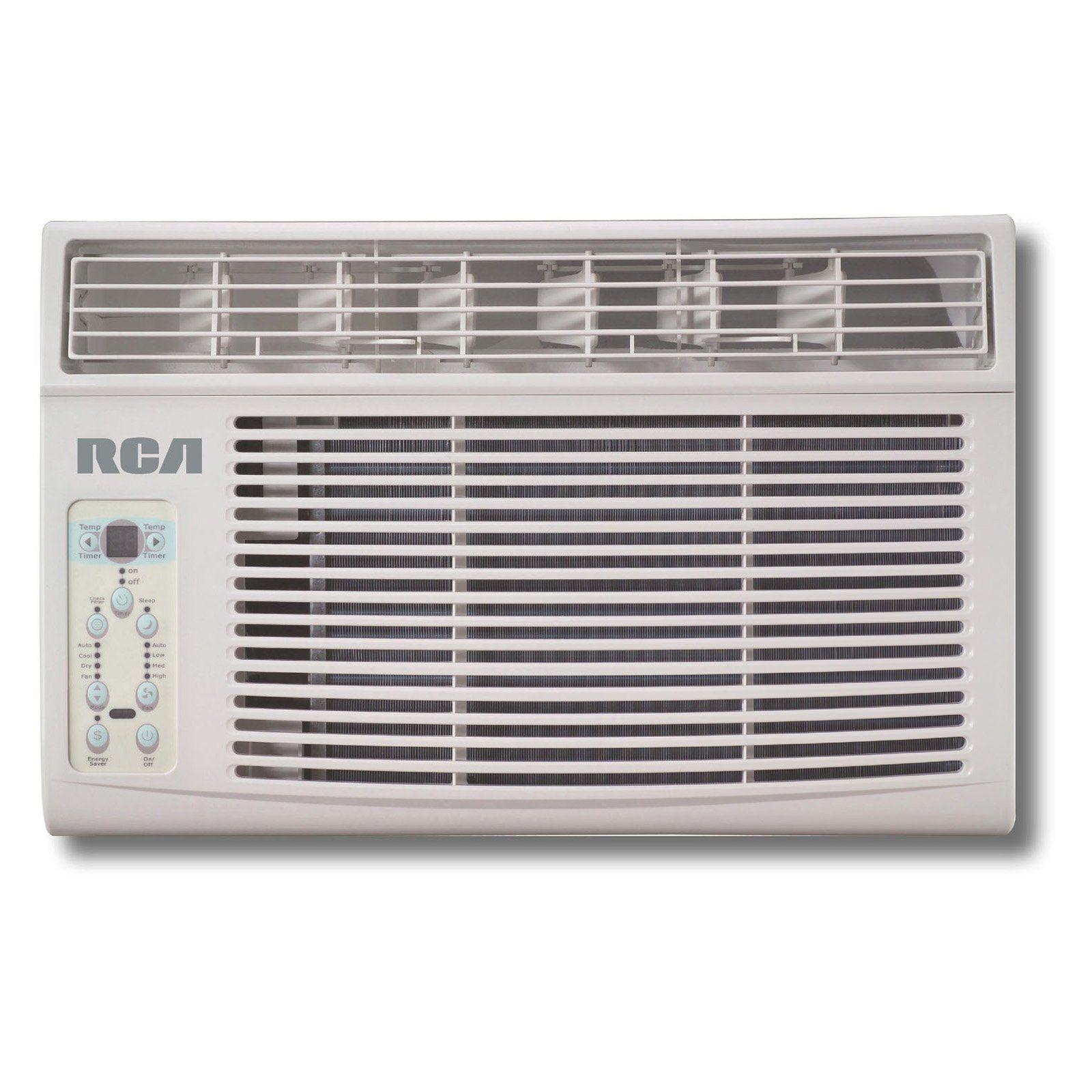 RCA RACE8002E Energy Star 8000 BTU Window Air Conditioner