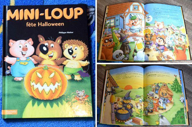 Mini Loup Fete Halloween Mini Loup Agir Ind Br