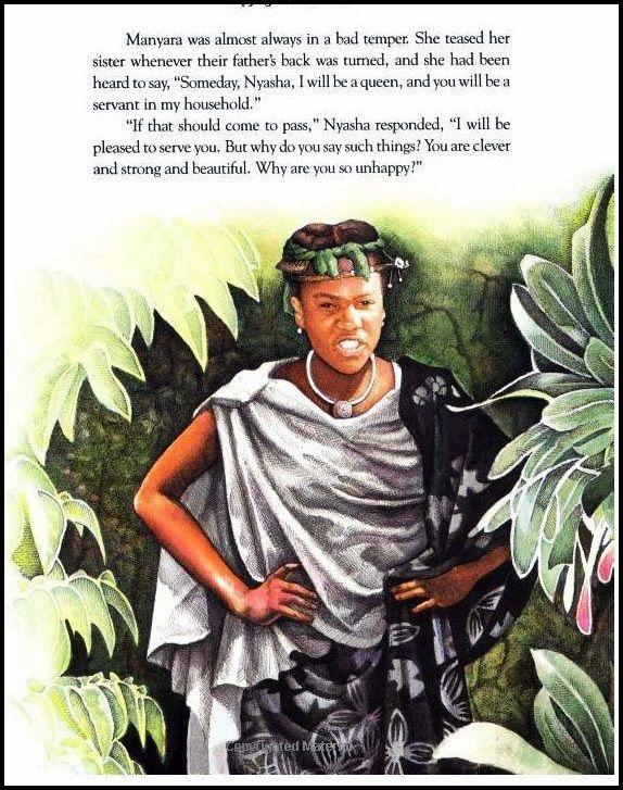 Mufaro S Beautiful Daughters Lesson Plan And Activities Woo Jr Kids Activities Folk Tales Activities Childrens Books Classic Childrens Books