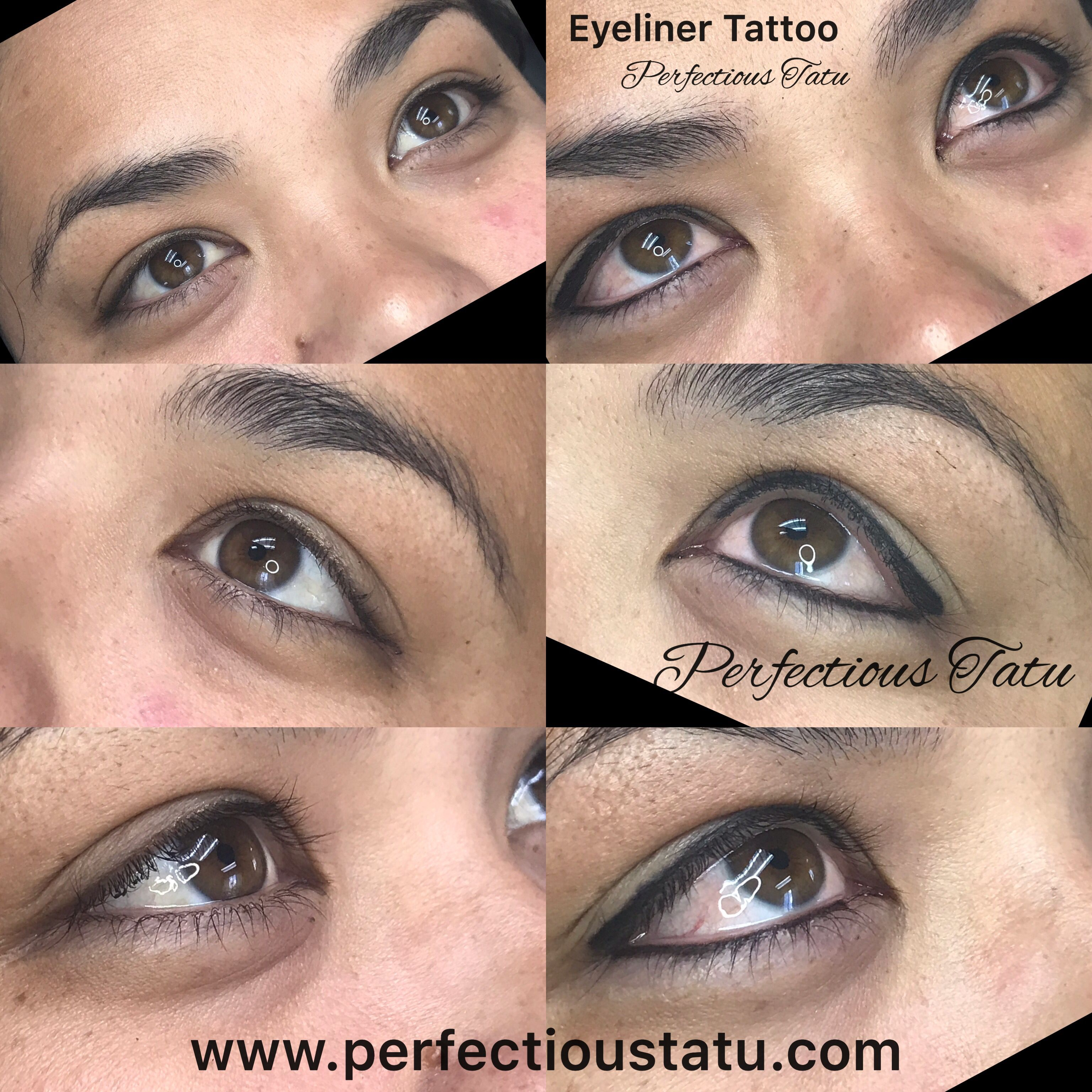 Top and Bottom Eyeliner beautifulmakeup eyeliner