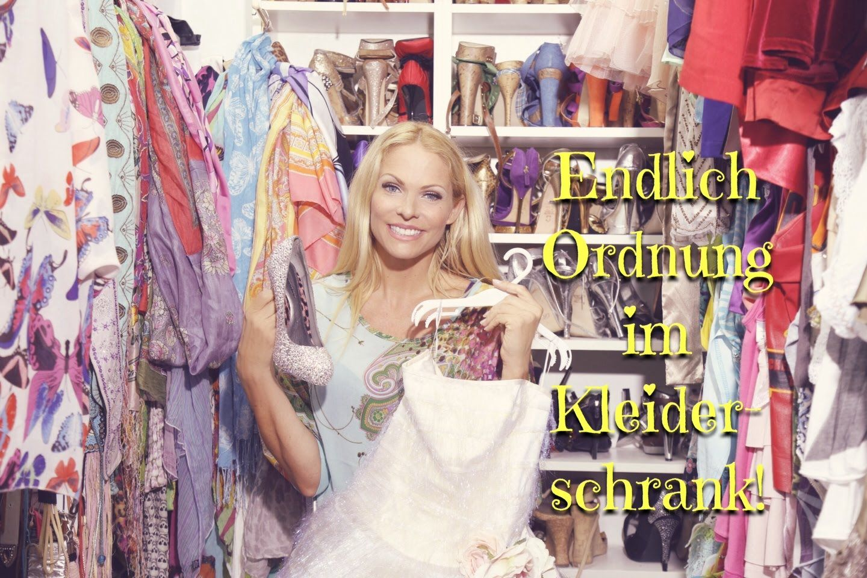 Ideal SONYA uS SECRETS Ordnung im Kleiderschrank mit System