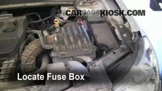 [SCHEMATICS_4PO]  Air Filter How-To: 2008-2013 Dodge Avenger - 2010 Dodge Avenger SXT 2.4L 4  Cyl. | Air filter engine, Fuse box, Dodge avenger | 2010 Dodge Avenger Fuel Filter |  | Pinterest