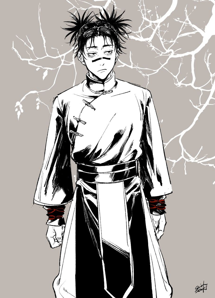 Jujutsu Kaisen Choso In 2021 Jujutsu Handsome Anime Guys Anime Guys
