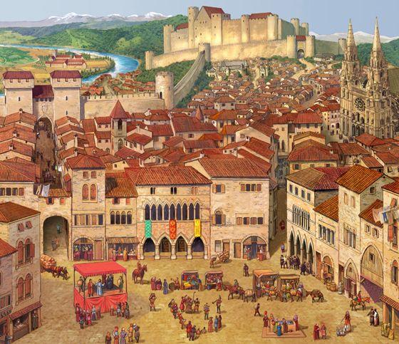 31 Ideas De Urbanismo Edad Media Baja Edad Media Ciudad Medieval