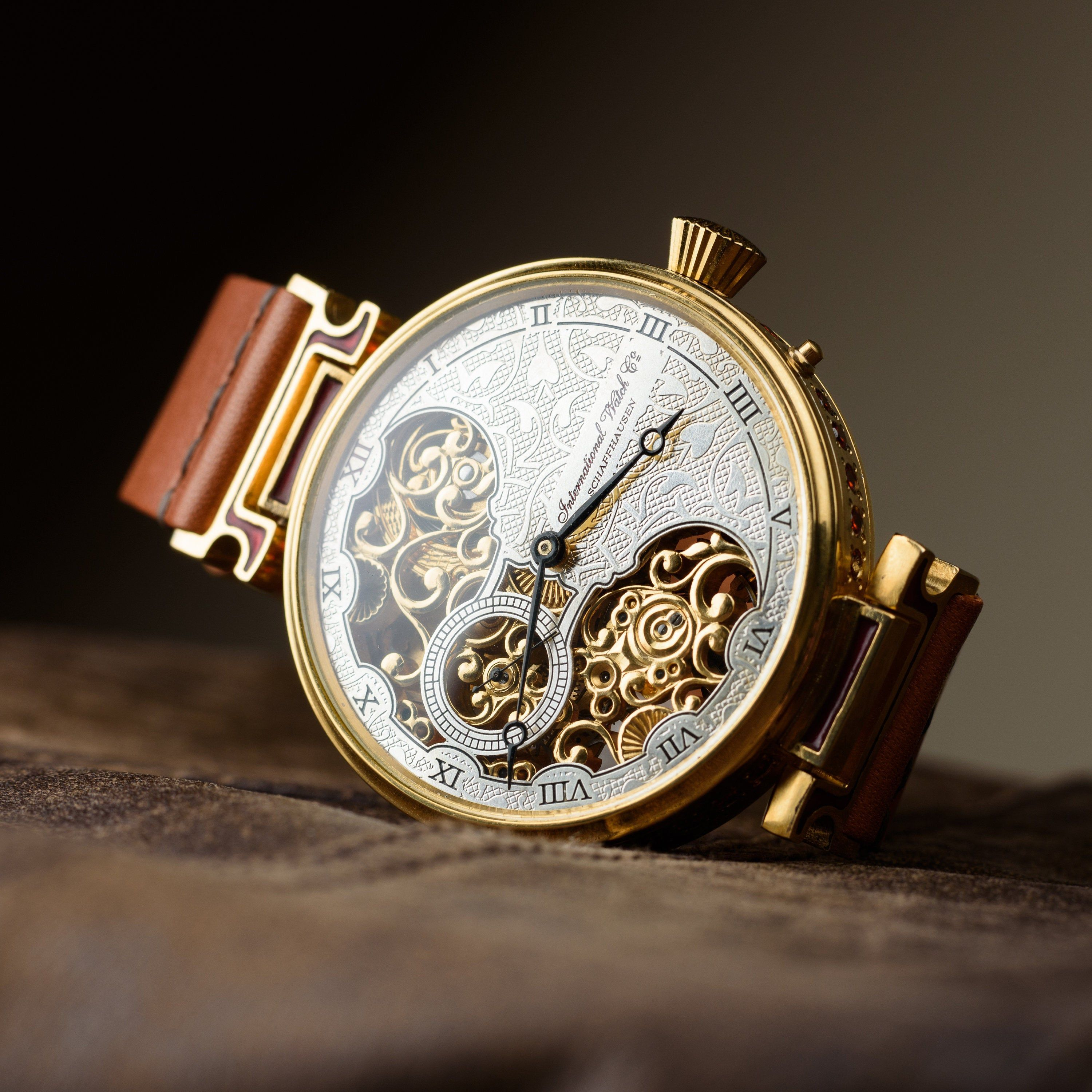 skeleton watches fossil Skeletonwatches in 2020