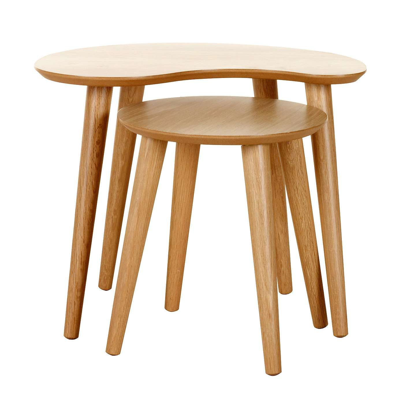 Skandi Oak Living Furniture Collection Living Furniture Coffee Table With Shelf Oak Coffee Table [ 1389 x 1389 Pixel ]