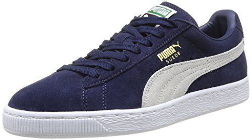 St Trainer Evo V2 Slip on, Sneakers Basses Mixte Adulte, Bleu (Blue Depths-White), 37 EUPuma