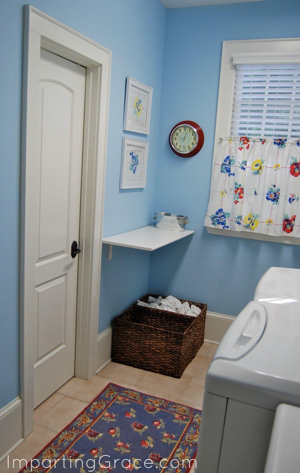 Laundry Room Re Do Pretty House Exterior House Color Beach