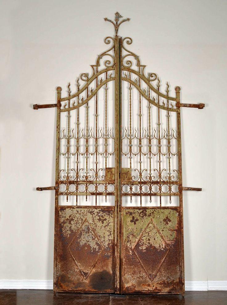Resultado De Imagen De Antique Garden Gates