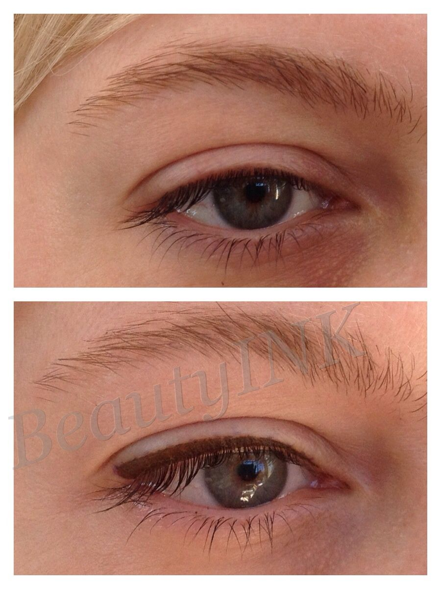 PHOTO's Of Our BeautyInk Eyeliner, Permanent makeup
