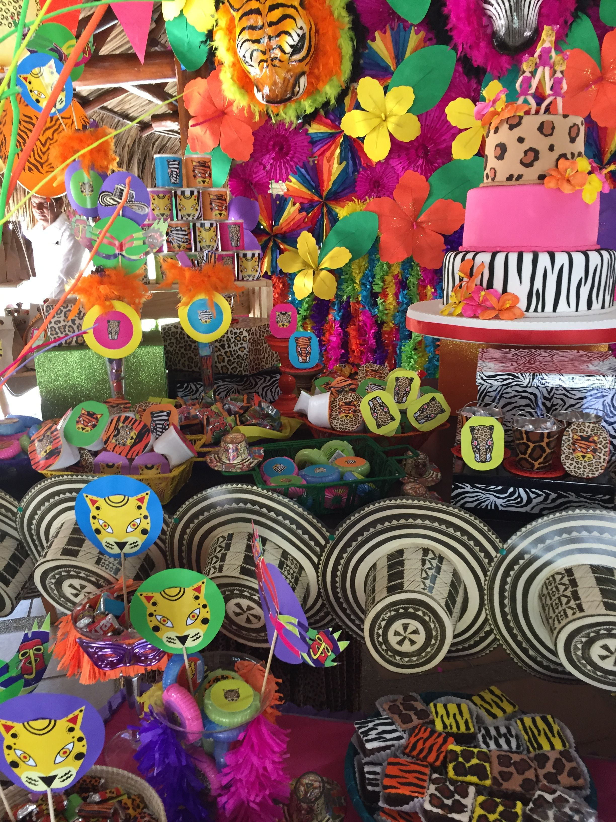 Fiesta Carnaval De Barranquilla Decoraci U00f3n Carnaval De