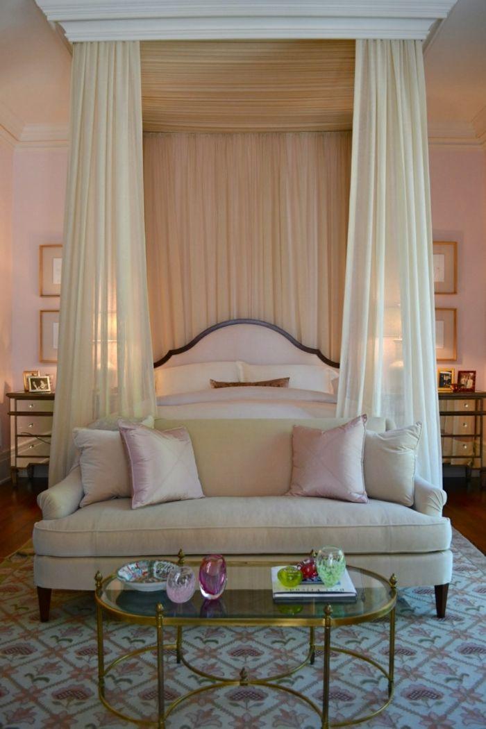 baldachin fürs schlafzimmerbett | Schlafzimmer Ideen ...