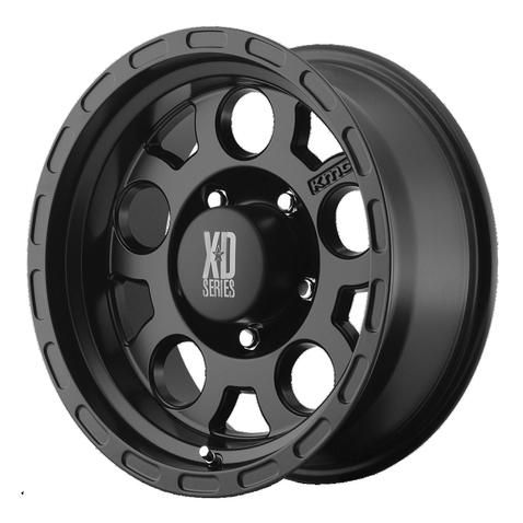 Kmc Xd Series 122 Enduro Wheels 15 Inch Black Wheels Wheels And Tires Wheel And Tire Packages