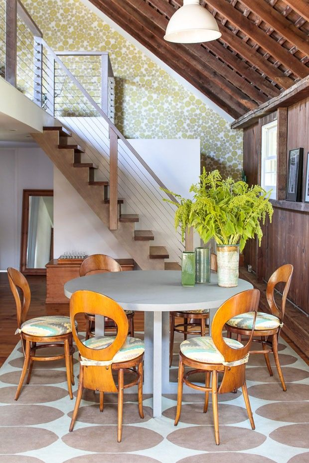Dining Room Chairs, Casa VOGUE (Foto: Eric Striffler/ The New York Times)