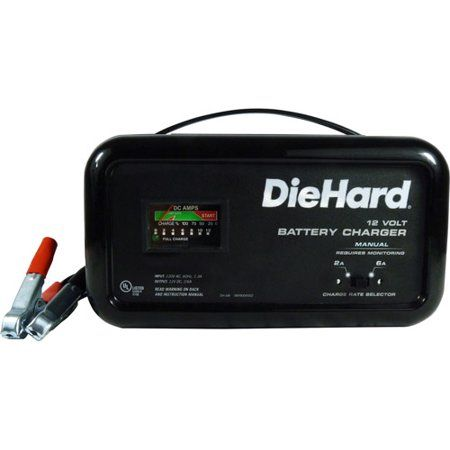 Auto Tires Battery Charger