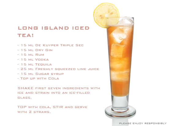 It S The One And Only Long Island Iced Tea Make It A Great Night Long Island Iced Tea Dry Gin Iced Tea