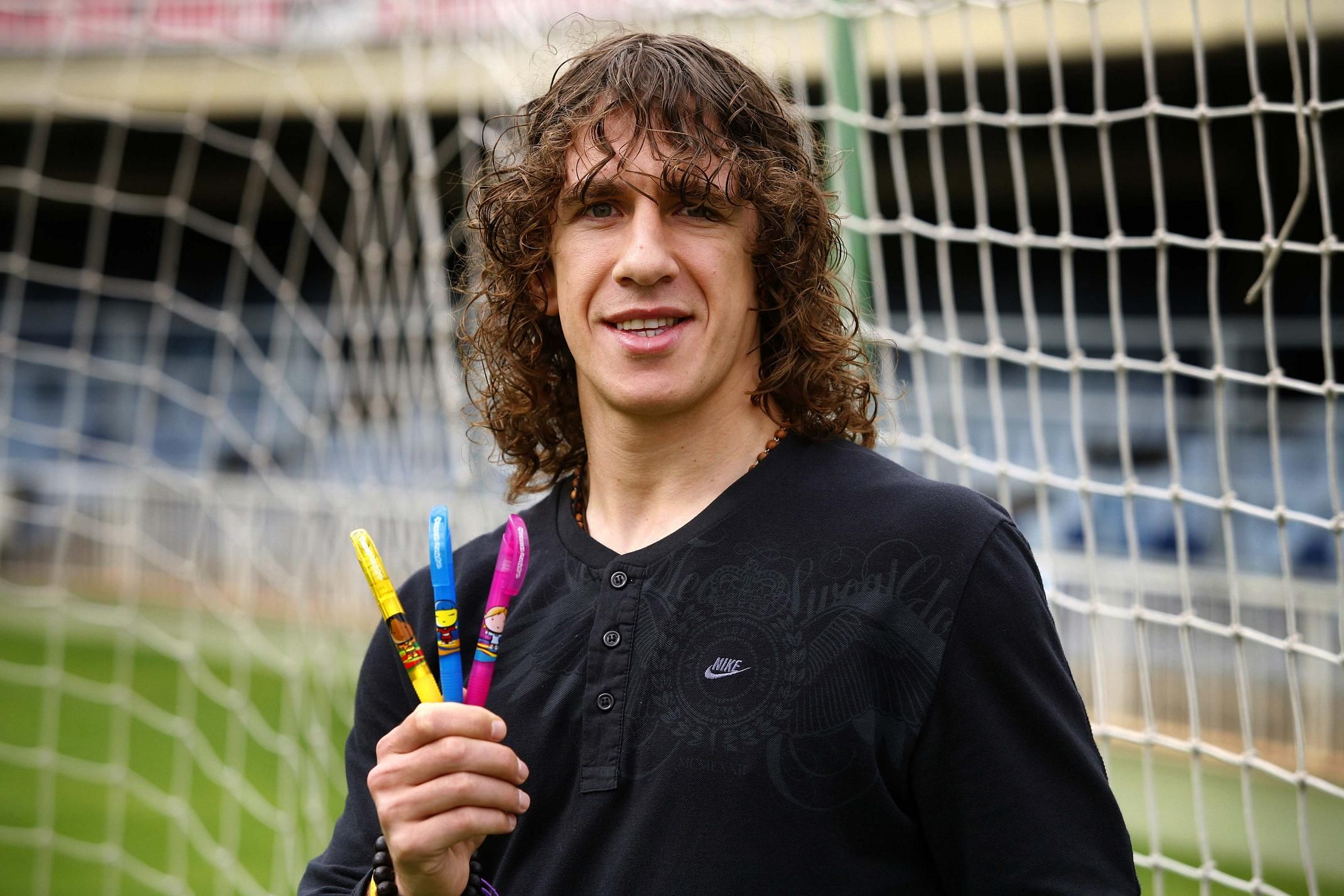Carles Puyol Total Sports