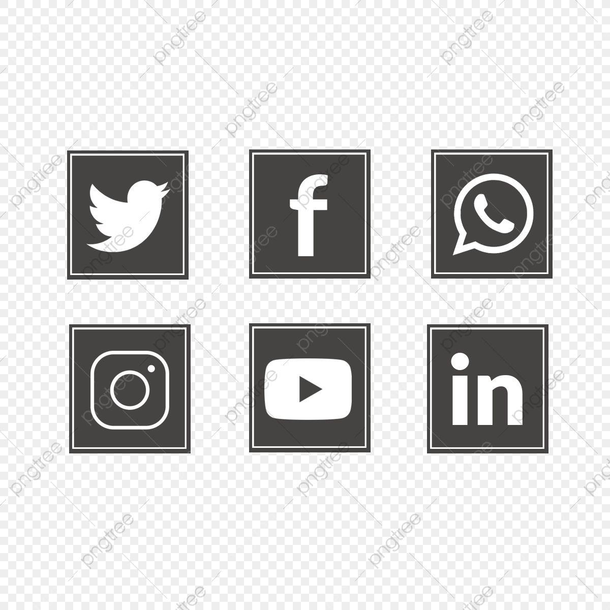 Icone Da Midia Social Define Facebook Cinza Whatsapp Youtube Facebook Icons Icones Whatsapp Icones Do Youtube Imagem Png E Psd Para Download Gratuito In 2021 Social Media Icons Icon Set Media Icon
