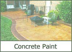 concrete patio paint designs ideas pictures Beauty Pinterest