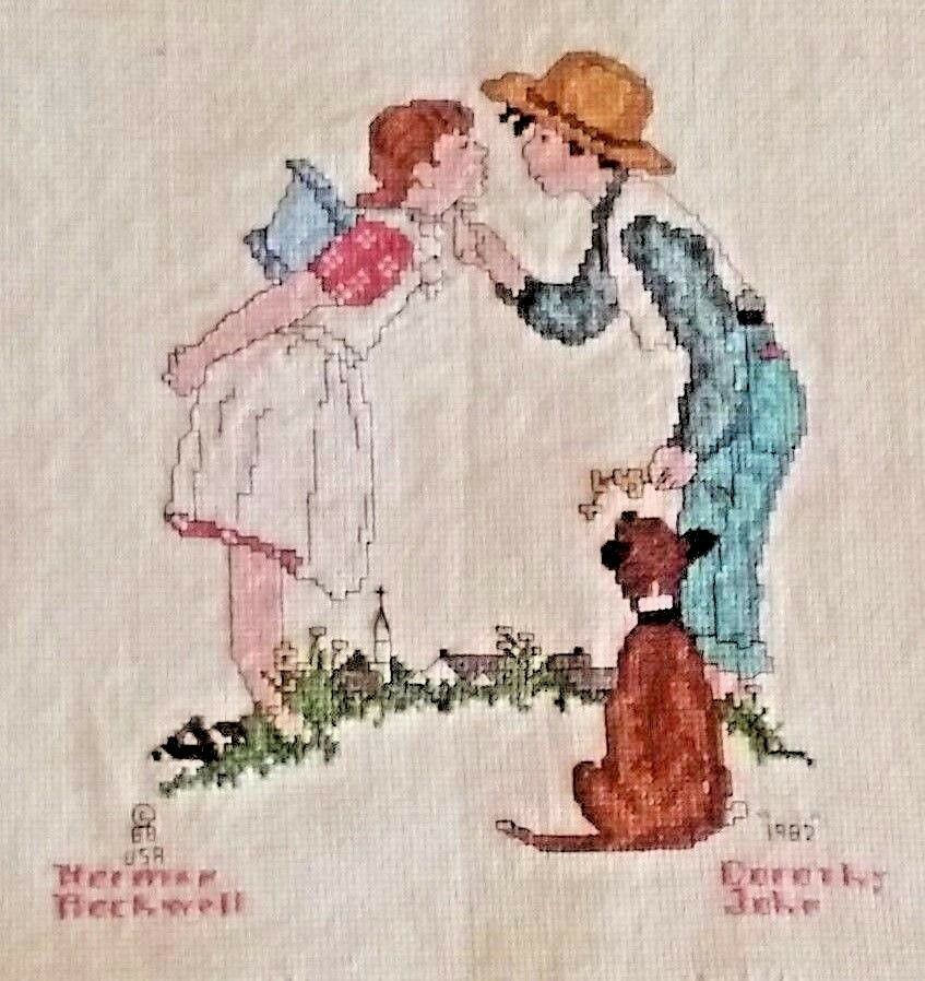 How To Remove Stains From Cross Stitch Fabric