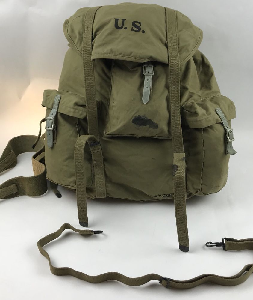 Olive Green Tactical T-Rex Assault Pack Day Bag Military Army Hiking Backpack