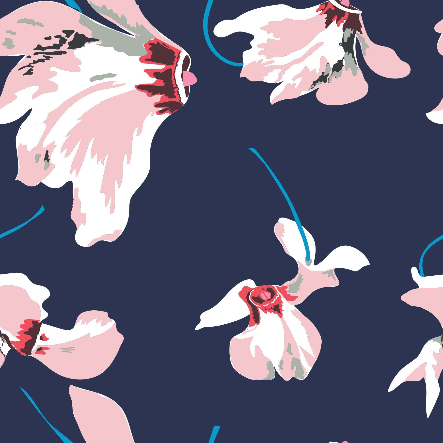 Amelia Peel and Stick Wallpaper (With images) Peel and
