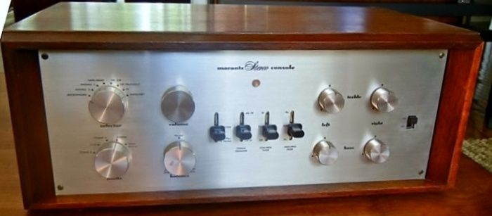 Marantz 7C Tube Preamp, The best for a very long time  | Golden Age
