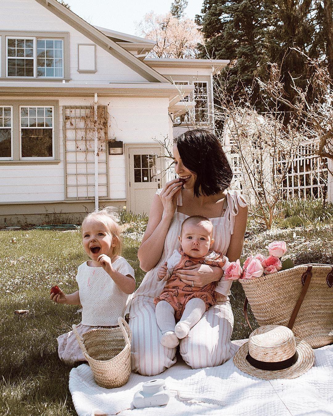 Милая картинка семьи