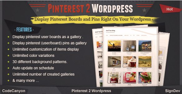 pinterest plugins wordpress