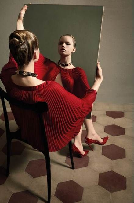 Shape Magazine fashion editorial images in New York, Iulia