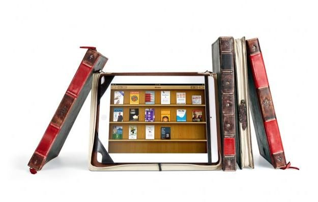 Book-Inspired iPad Case