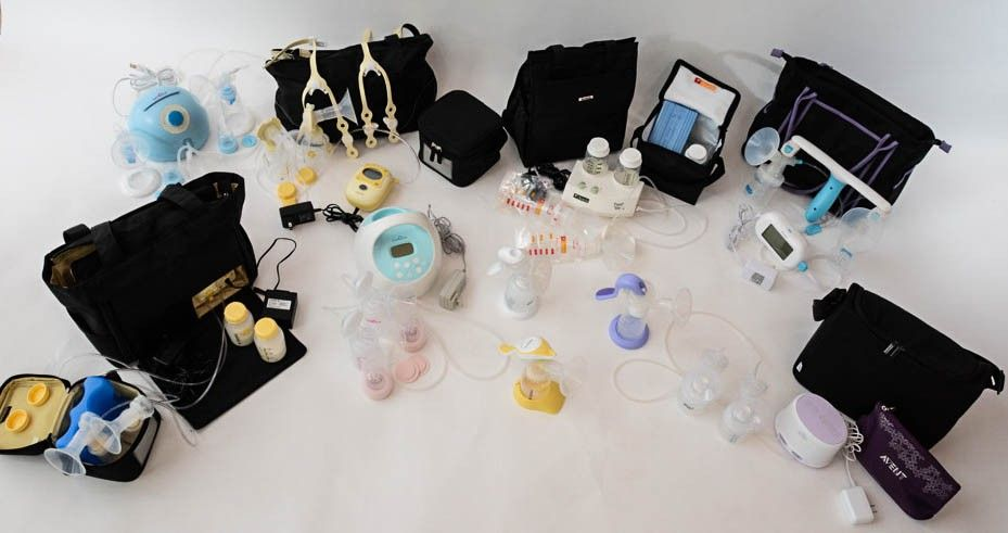 Great Blog That Compares The 10 Best Rated Breast Pumps -8131