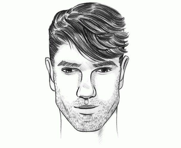 Frisur Fur Ihre Gesichtsform Manner Galerie Manner Frisuren