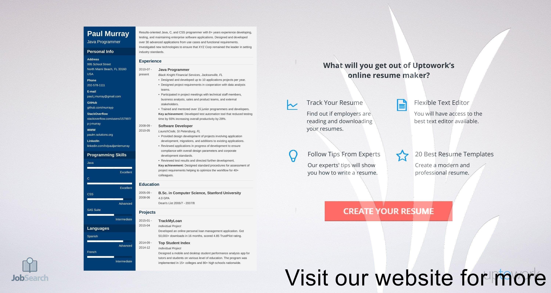 resume template word free download in 2020 Resume