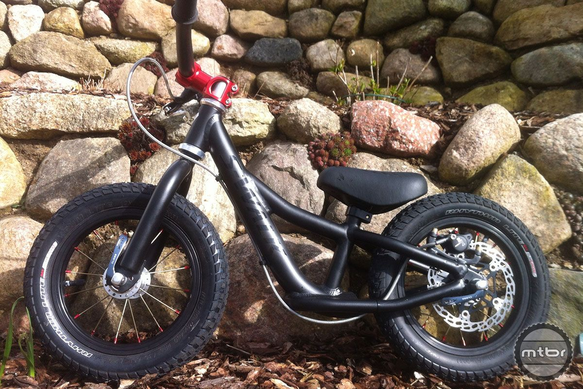 Project Bike Danish Man Builds Son Coolest Balance Bike Ever