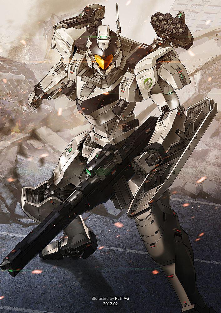 Qu Est Ce Qu Un Concept : concept, Swallows, Rettag, DeviantART, Mecha, Anime,, Robot, Concept, Armor
