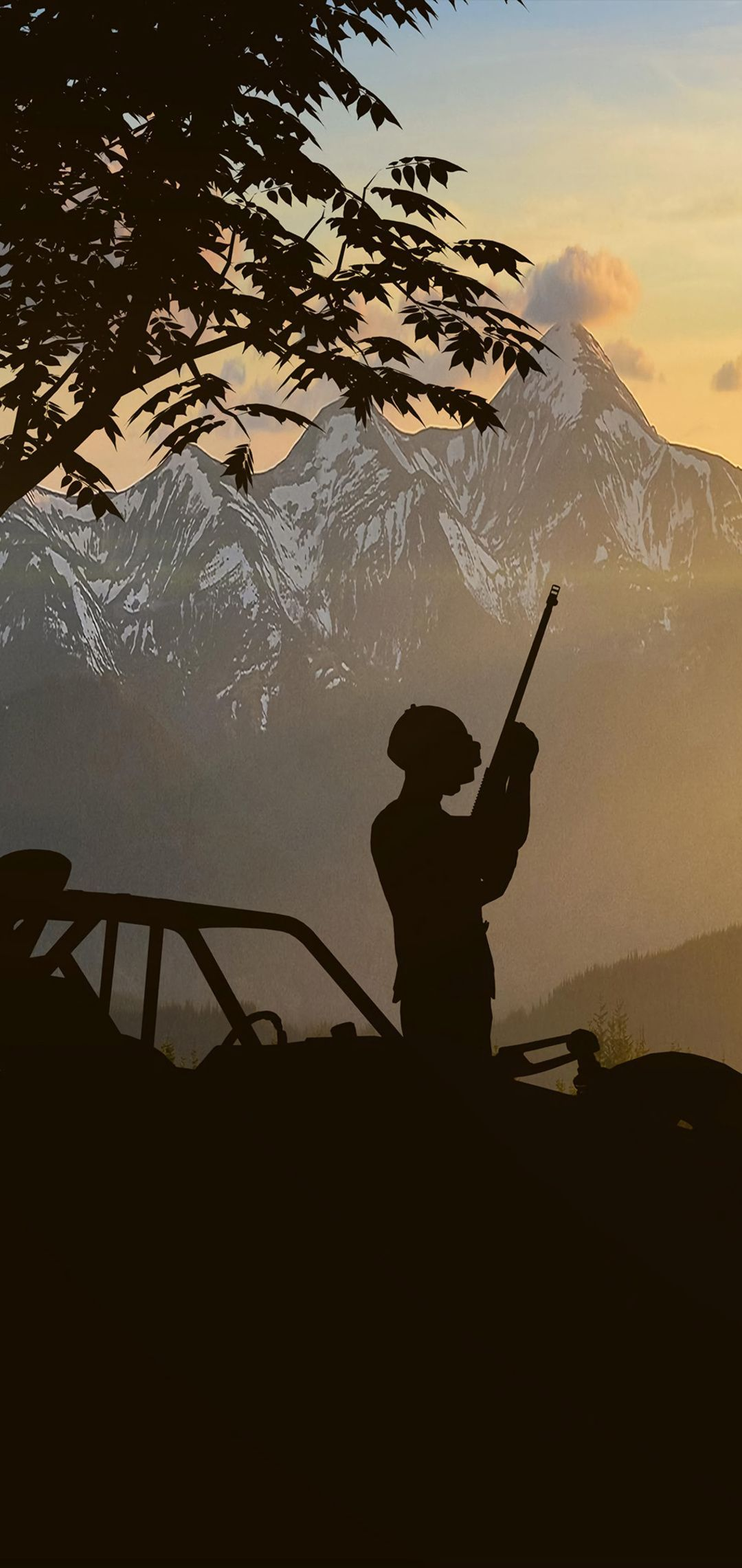 Pubg Silhouette 4k Wallpapers | hdqwalls.com in 2020 ...