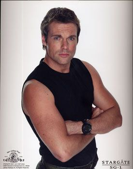 Ah Daniel. When my brother is watching Stargate and I walk into the room, I literally swoon when he comes on the screen, it's quite embarrassing, but very true.