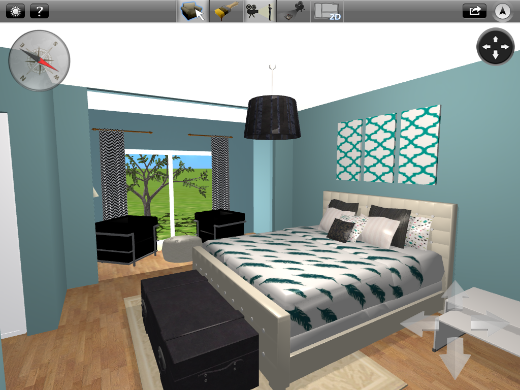 Delightful Discover Home Design 3D App For IPad And IPhone: Https://itunes.