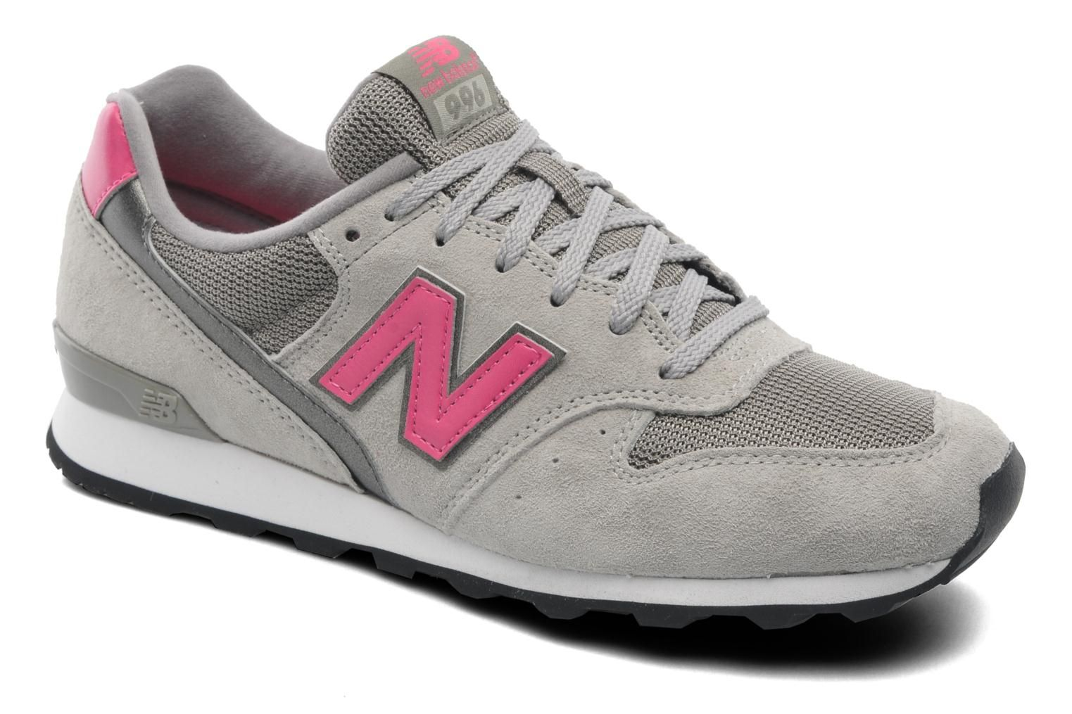 deportivas new balance mujer grises