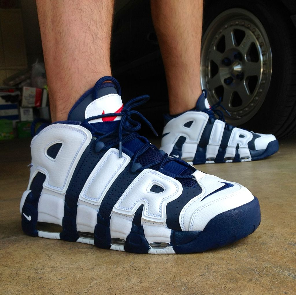 nike air max more uptempo olympic