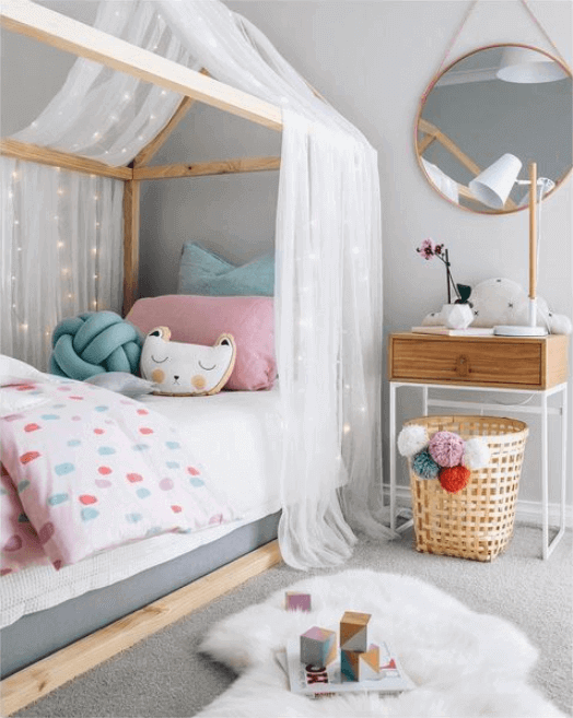 Toddler Girls Single Beds